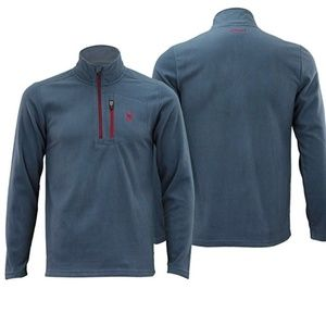 Spyder Transport 1/4 Zip Pullover Sweatshirt XL